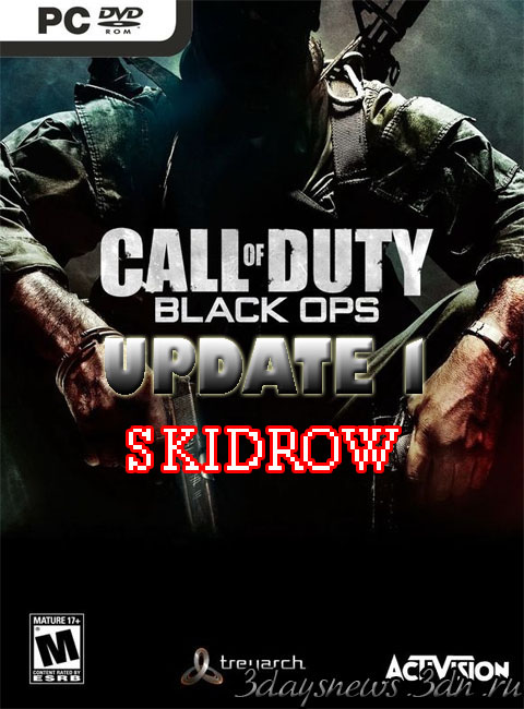 Call of Duty Black Ops - Update1 (SKIDROW).