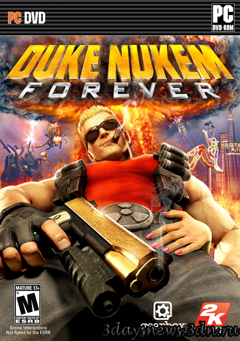 Duke Nukem 4ever